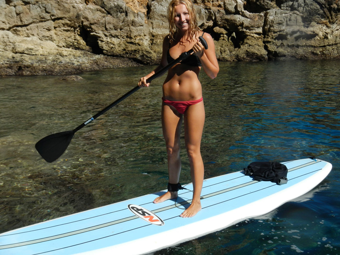 Passeios de Stand Up Paddle (SUP) Portugal